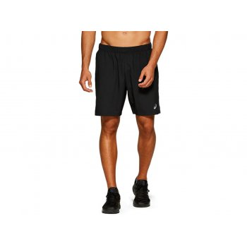 spodenki asics 7in short black