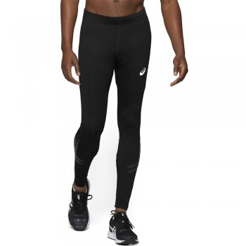 spodnie asics silver icon tight performance m czarne