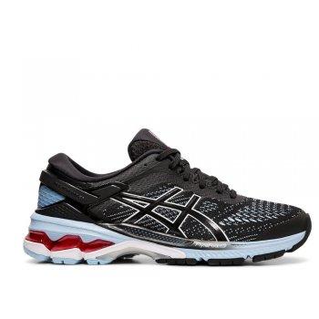 buty asics gel-kayano 26 w czarno-biaŁe