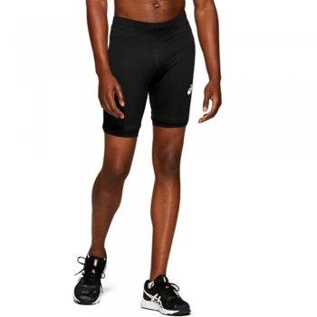 spodenki asics silver 7in sprinter m czarne
