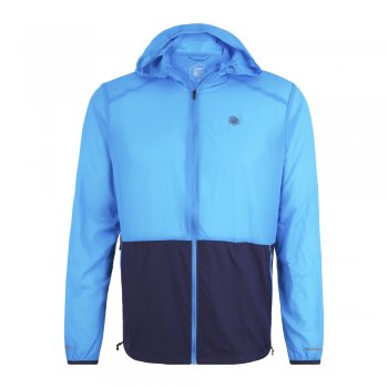 kurtka asics packable jacket m niebieska