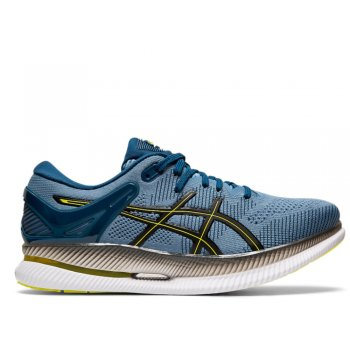 buty asics metaride grey floss/black