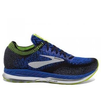 buty brooks bedlam m czarno-niebieskie