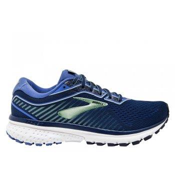 buty brooks ghost 12 w niebieskie