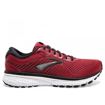 brooks ghost 12 bordowe