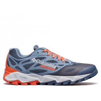 buty columbia trans alps f.k.t. ii m pomarańczowo-szare