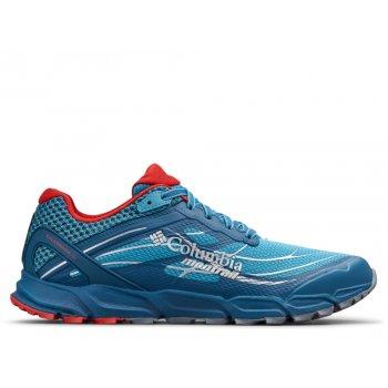 buty columbia caldorado iii m czerwono-niebieskie