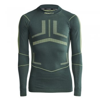 koszulka craft active intensity cn longsleeve m zielona
