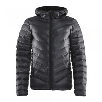 kurtka craft light down jacket m czarna