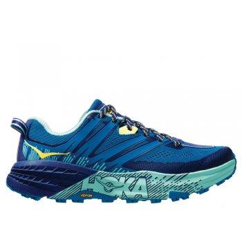 buty hoka speedgoat 3 w granatowo-niebieskie