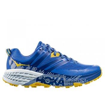 buty hoka speedgoat 3 w Żółto-niebieskie