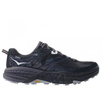 buty hoka speedgoat 3 waterproof m szaro-czarne