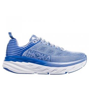 buty hoka bondi 6 w błękitne
