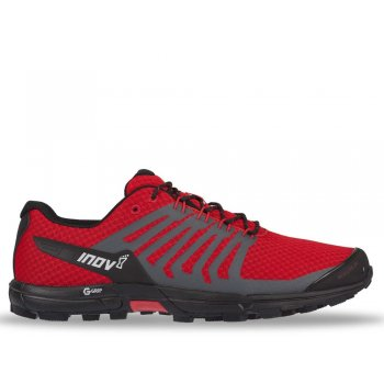 buty inov-8 roclite 290 m czerwono-czarne