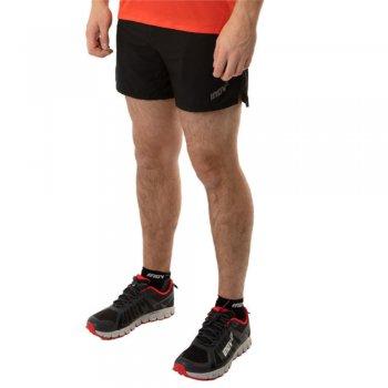 spodenki inov-8 race elite 6 short m czarne
