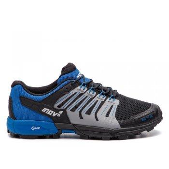 buty inov-8 roclite 275 czarno-niebieskie m
