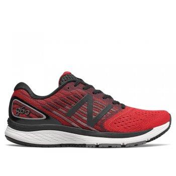 buty new balance 860v9 m czarno-czerwone
