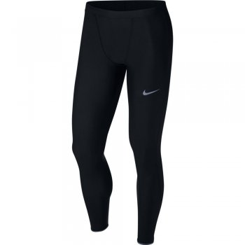 legginsy nike run mobility tight m czarne