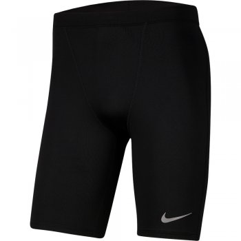 legginsy nike power half tights m czarne