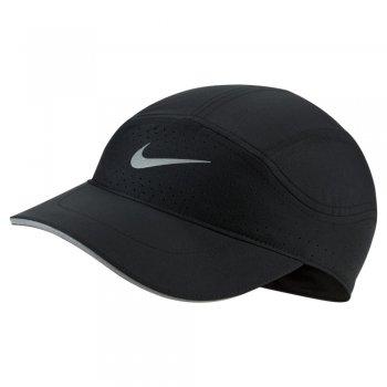 czapka z daszkiem nike aerobill tailwind cap czarna