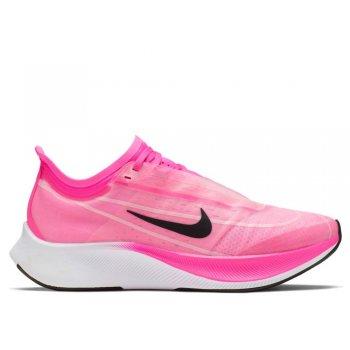 buty nike zoom fly 3w różowe