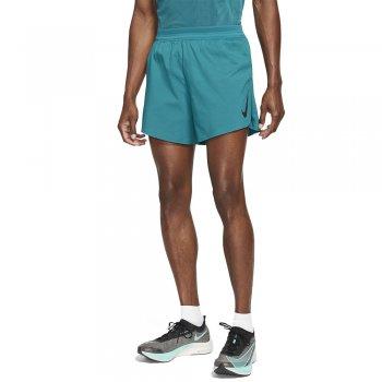spodenki nike aeroswift shorts 5in m niebieskie