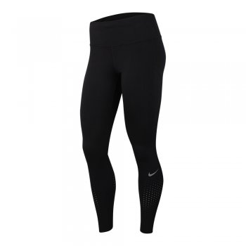 spodnie nike epic lux tight w czarne