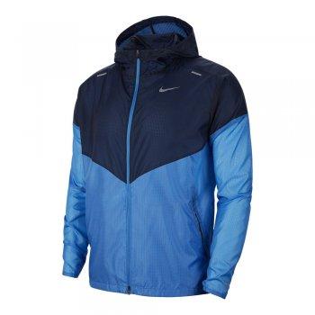 kurtka nike windrunner jacket m niebiesko-granatowa
