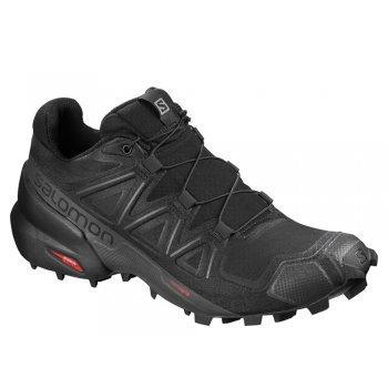 buty salomon speedcross 5 w czarne