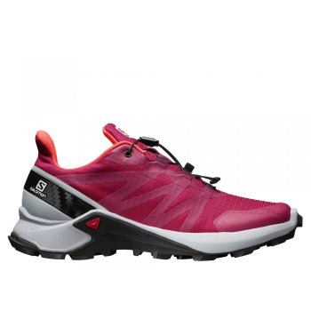 buty salomon supercross w wiśniowe