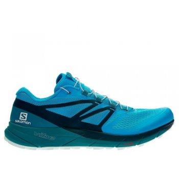 buty salomon sense ride 2 m błękitno-niebieskie