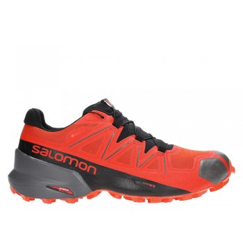 buty salomon speedcross 5 gtx valian/bk/cherry