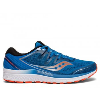 buty saucony guide iso 2 blu/org
