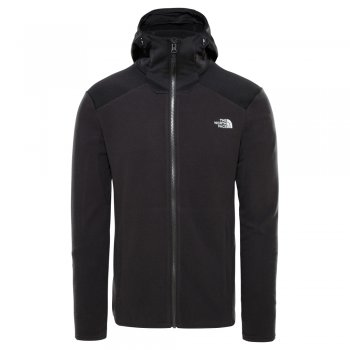 the north face purna ii hoodie black