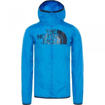 kurtka the north face drw pk wind jkt bomber blue
