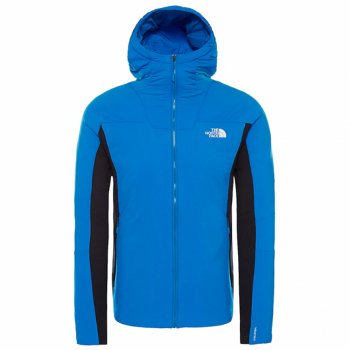 kurtka the north face ventrix hybrid jt bomber blu