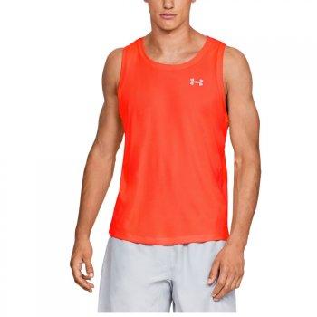 koszulka under armour speed stride singlet m pomarańczowa