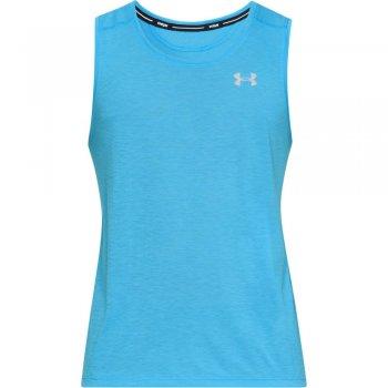 koszulka under armour ua streaker 2.0 singlet m niebieska