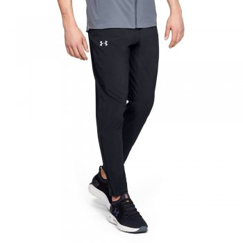 under armour  storm launch pant 2.0 m czarne
