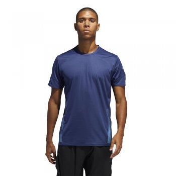 koszulka adidas 25/7 rise up n run parley tee m granatowa