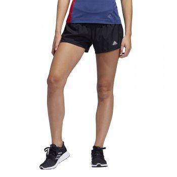 spodenki adidas run it 3-stripes pb shorts w czarne