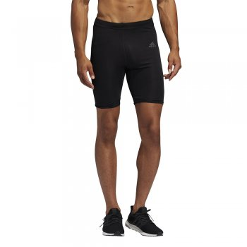 spodenki adidas own the run short tights m czarne