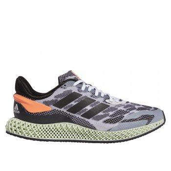 buty adidas 4d run 1.0 m szaro-czarne