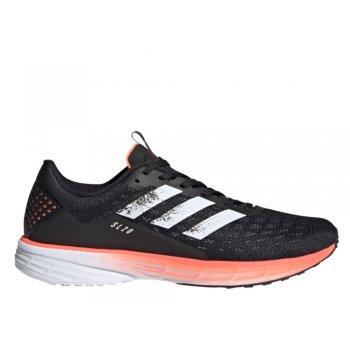 buty adidas sl20 m czarno-pomarańczowe