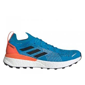 buty adidas terrex two ultra parley m niebieskie