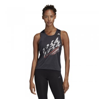 koszulka adidas speed tank top w czarna