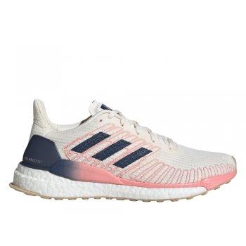 buty adidas solarboost 19 w biało-różówe