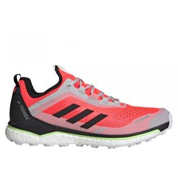 buty adidas terrex agravic flow m pomarańczowe