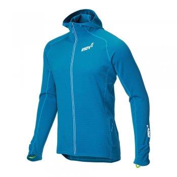 bluza inov-8 technical mid hoodie fz m niebieska