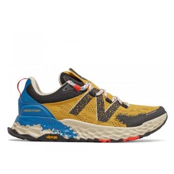buty new balance hierro v5 m Żółto-niebieskie
